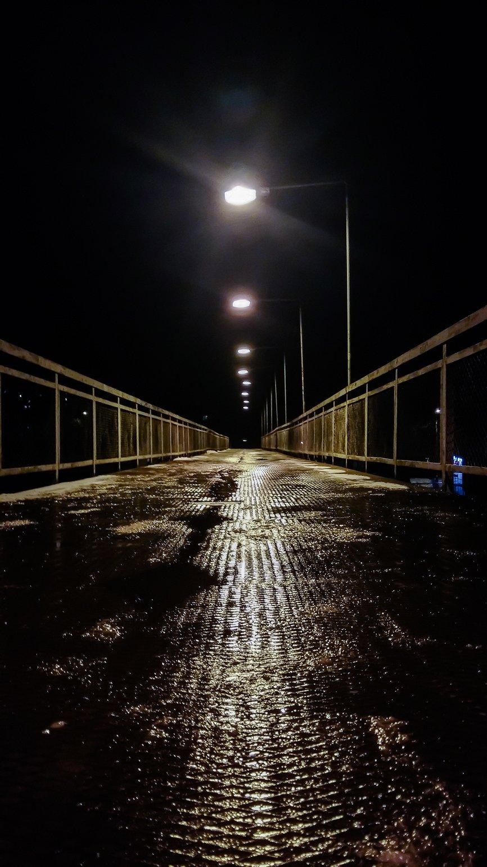 #358 Footbridge