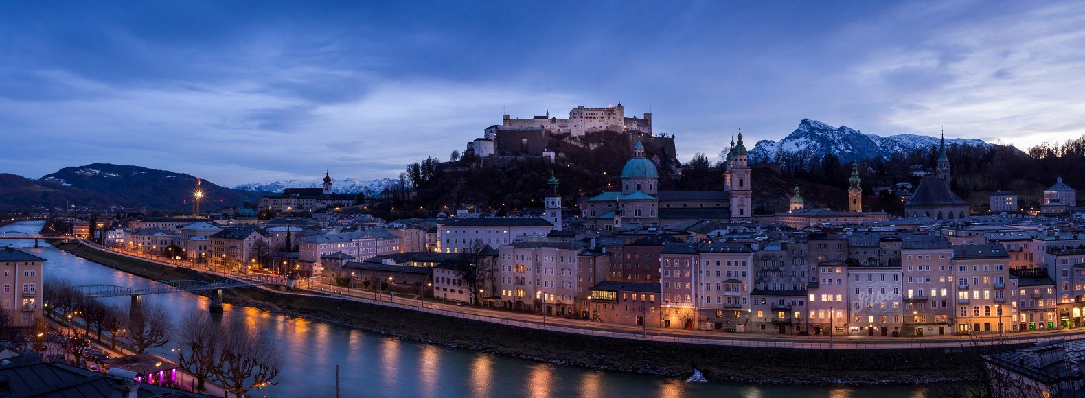 Day 45. - Cityscape from Salzburg.