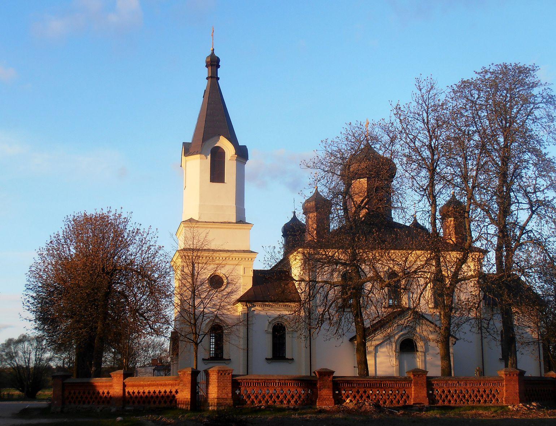 Orthodox church / Cerkiew