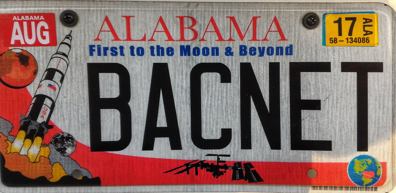 BACnet License Plate