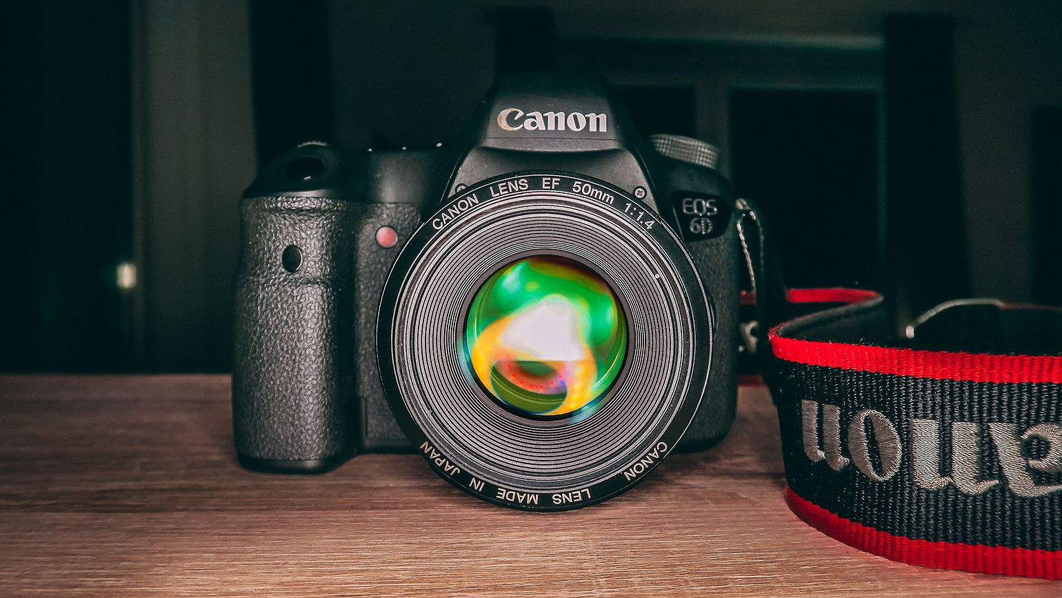 Welcome, new 50mm friend.